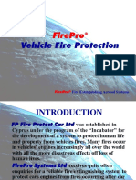 FirePro Vehicle-Car Protection Presentation 080508