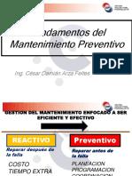 MANTENIMIENTO PREVENTIVO 01