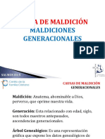 (16). Maldiciones Generacionales -Edgardo Suarez