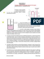 Taller Guía No. 1 Termodinámica
