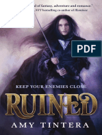 Ruined by Amy Tintera Excerpt