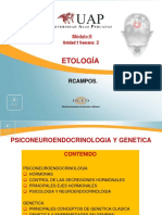 Semana 2 Etologia