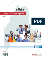Job Hunting in Maine