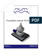 Foundation Manual VO10 or VO20 Rev 00
