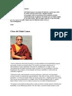 Citas Dalai Lama