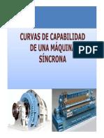 Curvas de Capabilidad Maquina Sincrona