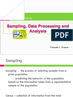 Sampling and data management.ppt
