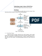 ASIC Design Methodology Using Cadence SP&R Flow