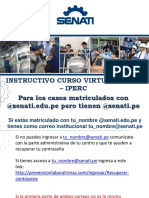 Nuevo Instructivo IPERC