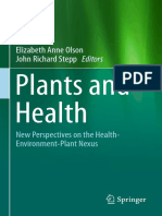 Olson y Stepp - Plants-And-Health