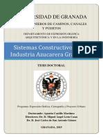 Sistemas Constructivos de la Industria Azucarera