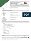 01. Machine Foundation Spreadsheet - MARS3 Pg. 1