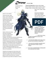 Tormenta RPG - Drow.pdf