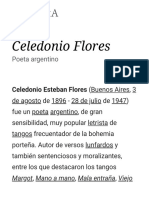 Celedonio Flores