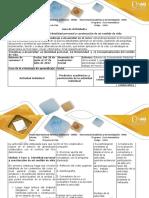 Guía de Actividades y Rúbrica de Evaluación - Fase 2 - Identidad Personal y Construcción de Mi Sentido de Vida