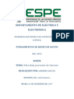 Zapata 2274 Deber VelocidadInternet