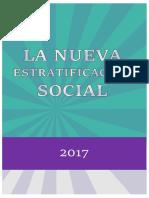 Monografia La Nueva Estratificacion Social