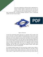 Design Scissor Jack