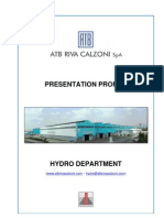Hydro Department