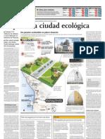 La primera ciudad ecológica