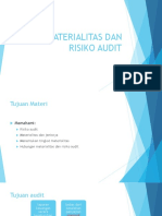 Materialitas Dan Risiko Audit (1)