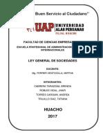 Derecho Comercial Admi VI CICLO BRENN