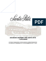 Estados Financieros Viña Santa Rita