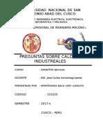 PREGUNTAS SOBRE CALDERAS INDUSTREALES.doc