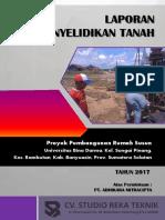 COVER SOIL REPORT