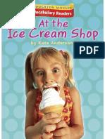 1.3.2 - At the Ice Cream Shop