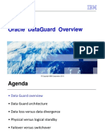 Unit 18 Oracle Data Guard Overview