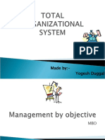 Total Organizational System