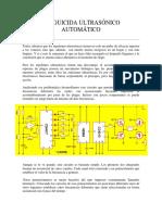 Plaguicida Ultrasónico Automático(Ratas,Cucarachas,Murcielagos)