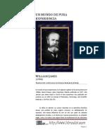 Un mundo de pura experiencia - Williams, James.pdf