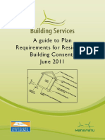 Residential Plan Requirements Guide