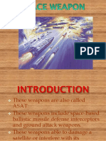 Space Weapon