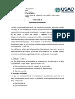 UNIDAD 2 D, Actitud Del Demandado, Rebeldía, Confesión Ficta