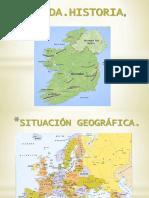 Irlanda Su Historia