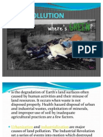 Land Pollution (Power Point)