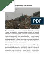 Waste Management Final