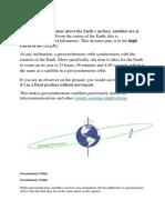Geosynchronous Orbit.docx
