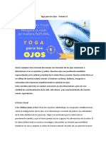 Yoga Para Los Ojos 1