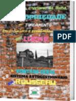 Da propriedade como fundamento ético-jurídico e econômico-político em Locke à vontade geral e o sistema autogestionário em Rousseau (LUIZ CARLOS MARIANO DA ROSA)
