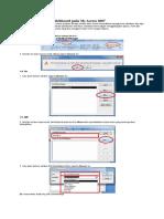 Tutorial Membuat Switchboard Pada Ms Access 2007