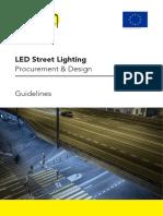 Premium Light Pro Outdoor LED Guidelines