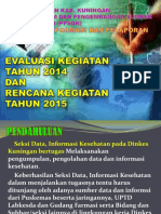 4. Presentasi Datin_rapat Evaluasi 2014