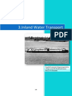 Inland Water Transport