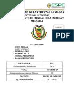 Informe Exposicion freno