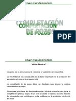 Completacion de Pozos 1