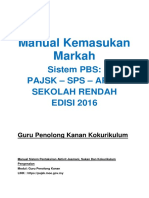Pajsk Rendah - Manual Gpk Edisi 2016